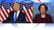 Amy Klobuchar weighs in on Election 2020 results