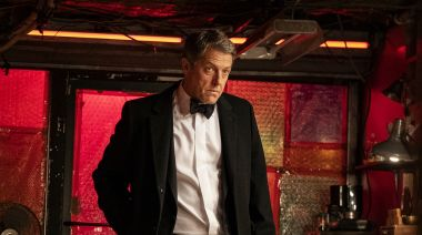 Hugh Grant on 'The Undoing' Ending, Reading Twitter Reactions, and 'the Black Side of Charm'
