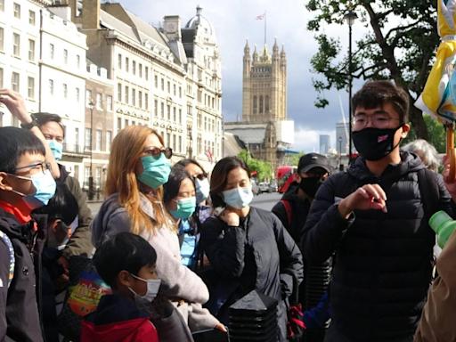 港僑協會辦倫敦導覽團 助港人了解英國歷史