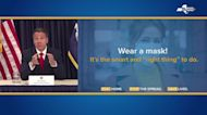 Gov. Cuomo's daughter to advise on 'Wear a mask!' campaign