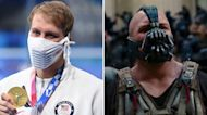 Team USA's face masks remind some of Bane and Hannibal Lecter