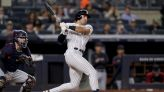 Yankees' Joey Gallo still 'dealing' with trade from Rangers: 'There are some nerves'