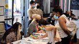 美上周初領失業金人數下滑至疫情以來新低