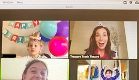 Throwing a Birthday Party or Baby Shower During Lockdown? Here's Help