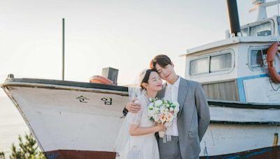 《海岸村恰恰恰》申敏兒氣質白紗是孫藝珍代言品牌,這2部韓劇女主角的婚紗也都選它