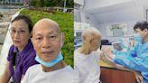 74歲羅家英打科興第二針 IG上載照片報平安:天眷顧