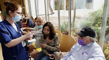 以色列將為60歲以上民眾接種第三劑新冠疫苗