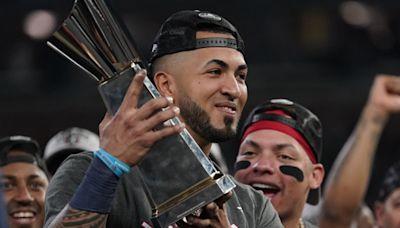 勇士擊敗道奇的MVP–Eddie Rosario:從失業到季後賽英雄的觸底反彈 - MLB - 棒球 | 運動視界 Sports Vision