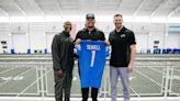 Detroit Lions' Penei Sewell out for rookie minicamp with positive COVID-19 test