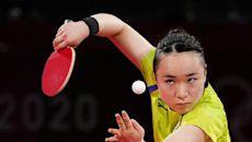 奧運桌球女單
