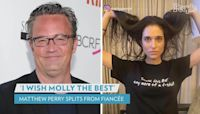 Matthew Perry Splits from Fiancée Molly Hurwitz: 'Sometimes Things Just Don't Work Out'