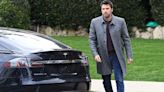 Tesla Model S is the car of choice for Hollywood's Rich and Famous