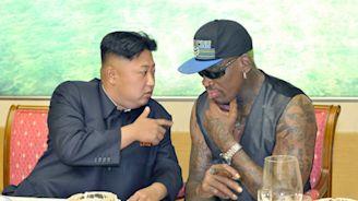 羅德曼暗示金正恩病重:現在是他妹妹統治著北韓!