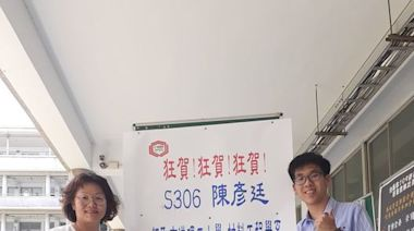 疫情下抉擇 他申請上新加坡南洋理工大學 選讀清大電機