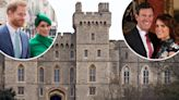 Removals at Frogmore as Harry and Meg hand keys over to Princess Eugenie