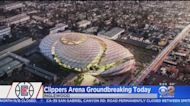 Clippers' New $1.8B Inglewood Arena, The Intuit Dome, To Break Ground Friday