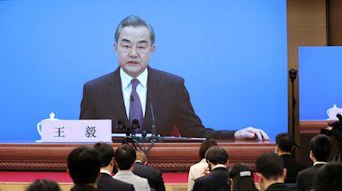王毅出席中國兩會記者會 視訊方式問答 (圖)