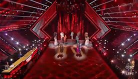 'Dancing with the Stars' Week 6 recap: 4 tie for top spot as another couple goes home