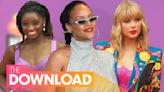 Taylor Swift Pays Tribute to Simone Biles, Rihanna is a Billionaire