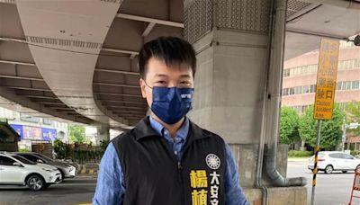 戰鬥藍出招!他宣布罷免陳柏惟將送出「這個」 2000網友讚爆