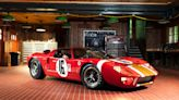 A teenager once smashed up this very special 1966 Ford GT40