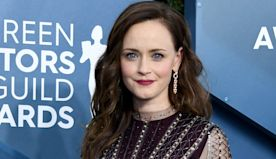 Besides Being an Accomplished Actress, Alexis Bledel Is Also Mom to a Sweet Boy!
