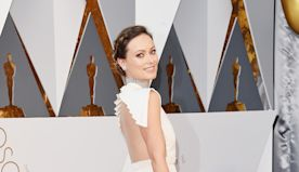Olivia Wilde Photos Photos: 88th Annual Academy Awards - Red Carpet Pictures