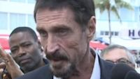 John McAfee claimed his charges were 'politically motivated' before his death