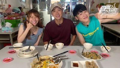 江宏傑上《魚肉鄉民》分享台南美食!靠吃紓壓爆肥4公斤,被戲稱微死角男神