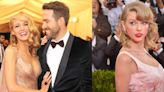 Blake Lively Just Publicly Trolled Ryan Reynolds in a Twitter Conversation with Taylor Swift