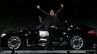 高級吹?馬斯克稱Model S Plaid比保時捷更快,比沃爾沃更安全