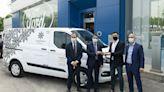 Consegnato il primo Ford Transit Custom Plug-in hybrid refrigerato