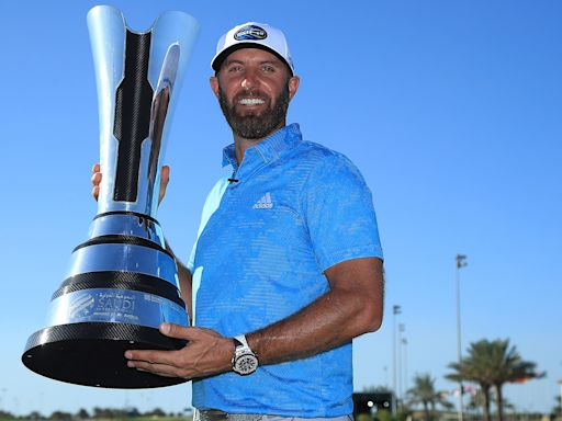 Report: Eight PGA Tour players, including Dustin Johnson, ask to play in Saudi event