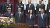 警專75週年校慶 蔡總統感謝警察、消防、海巡