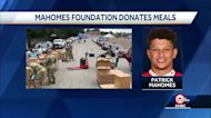 Patrick Mahomes' foundation providing 30,000 meals to food bank in East Texas