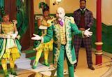 Behind the Scenes of 'Jingle Jangle' With Phylicia Rashad and Keegan-Michael Key (Exclusive)