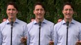 Watch Justin Trudeau Adorably Stumble Over 'LGBTQ2+' in Campaign Q&A