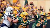 From Butler to Central Arkansas: A look back at former Bison quarterback Trey Lance's 17 college starts | INFORUM