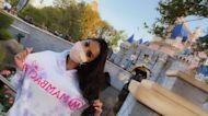 Vanessa Bryant Celebrates Her 39th Birthday At Disneyland With Daughters