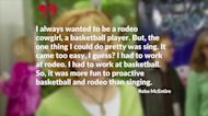 Reba McEntire Dreamed of Being a Rodeo Cowgirl and Basketball Star As a Kid