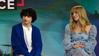 'Ghostbusters: Afterlife' actors Finn Wolfhard and McKenna Grace talk about new film
