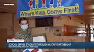 Fort Hood Adopt a School partnership