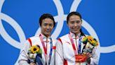 中國4連霸!施廷懋王涵雙人3米板奪金