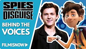 SPIES IN DISGUISE (2019) Behind The Voices | Animated Comedy Movie