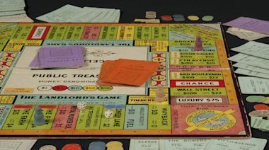 This Is What the First-Ever Monopoly Game Looked Like