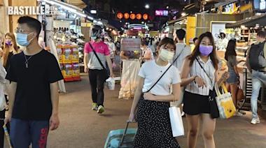 台灣增21宗本土確診 連續3天無死亡個案 | 兩岸