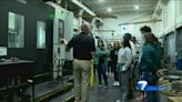 Piqua HS students tour Miami County manufacturing businesses