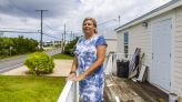 Flood insurance rates are spiking for many, to account for climate risk