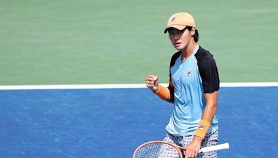 權純雨勇奪ATP單打首冠 創韓國18年來第一人