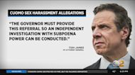Gov. Cuomo Agrees To Legal Referral Request From AG To Investigate Sexual Harassment Allegations